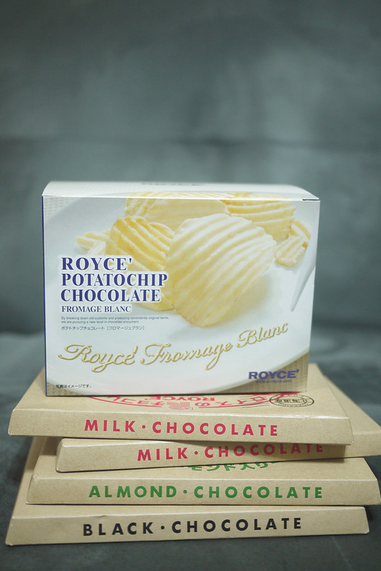 My New Favourite From Royce: Potato Chip (White) Chocolate