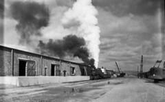 transfer yards in Elmira NY 1943 Lib of Congress | Explore ...