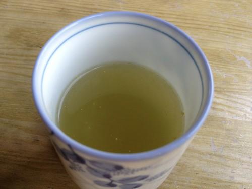 金粉入り昆布茶 by haruhiko_iyota
