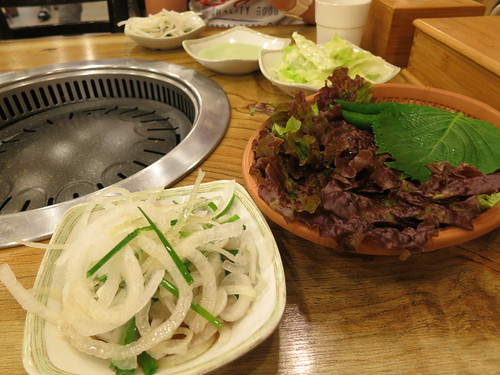 Singapore Lifestyle Blog, Korea, nadnut Korea, Korean bbq