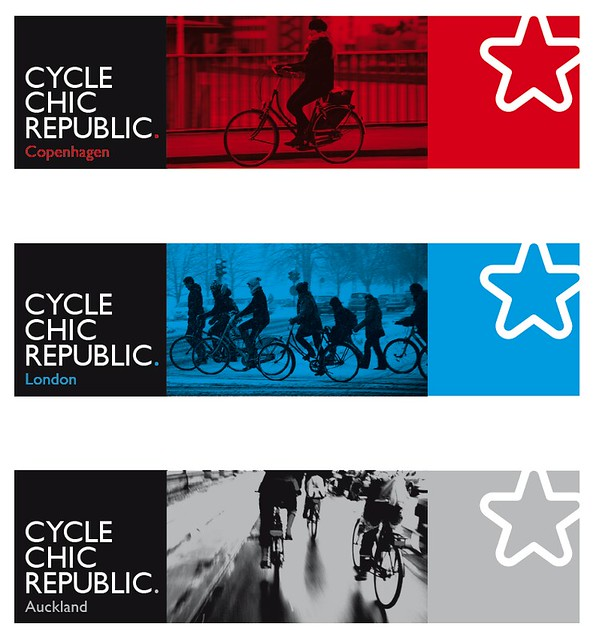 Cycle Chic Republic - Regional Banners