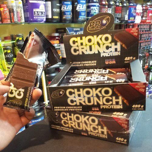 Choco Crunch da Probiótica by Mega Vitaminas