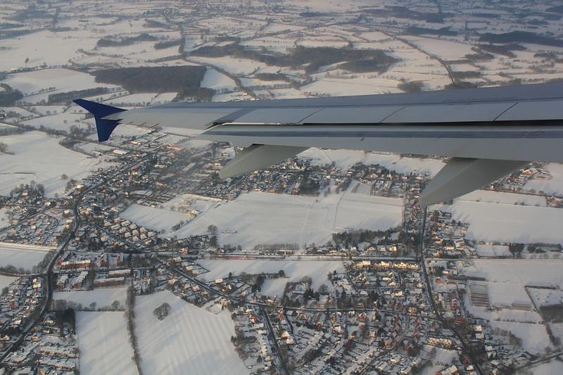 Schleswig-Holstein im Schnee