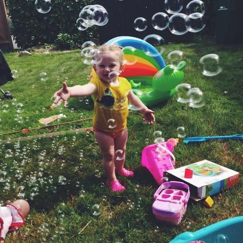 Bubbles #vscocam