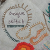 TAST #27 Basque stitch