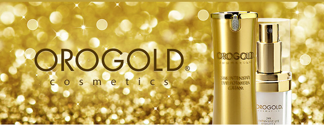 Put Some Shimmer In Your Life With Oro Gold Cosmetics