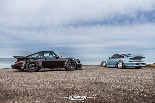 eGarage & Fatlace/Illest RWB Porsche by jeremycliff