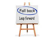 Fall Back Not Leap Forward from Flickr via Wylio