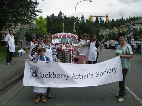 Port Moody Centennial Parade
