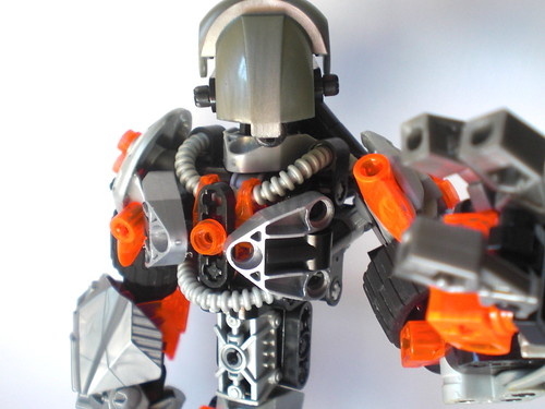 Correx - Action Shot 2