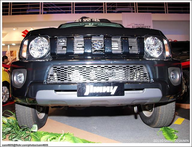 Suzuki Jimny Malaysia 2013