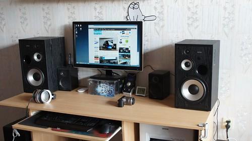 Edifier STUDIO 8 audio sistema mėgstantiems garsą