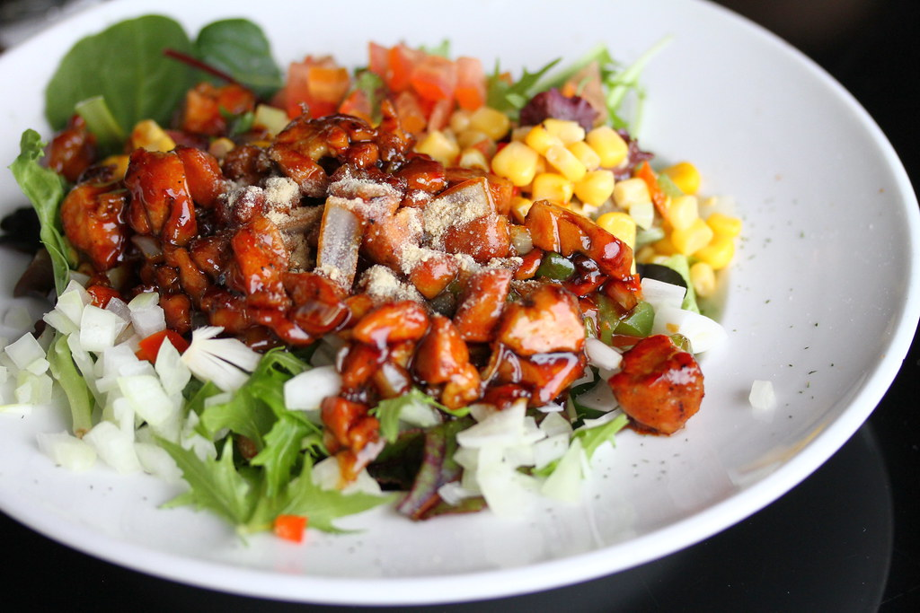 The King Louis: Teriyaki Chicken Salad