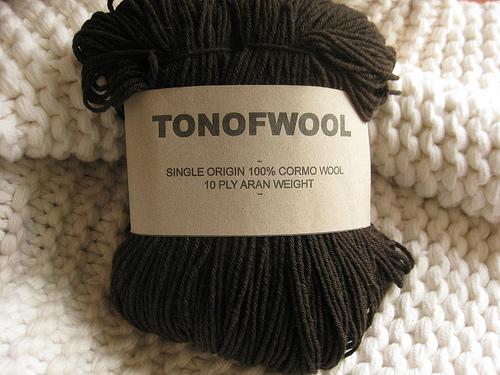 TONOFWOOL