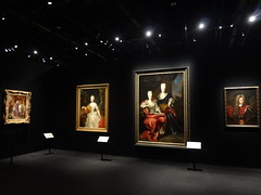 Oil paintings of nobles from the House of Liechtenstein