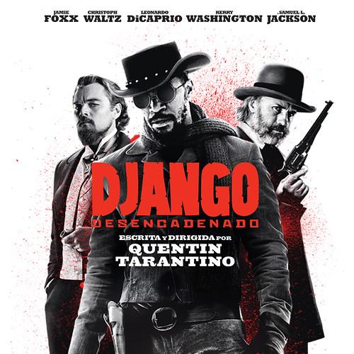 Django Unchained Spain