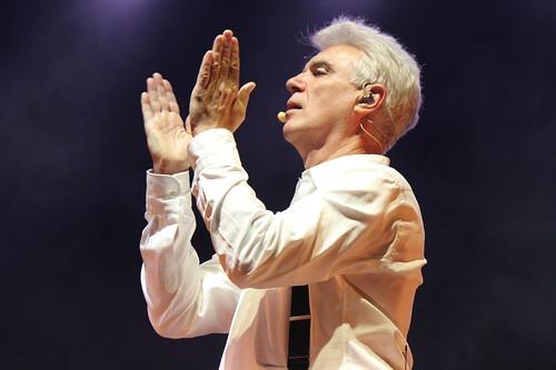 David Byrne clap