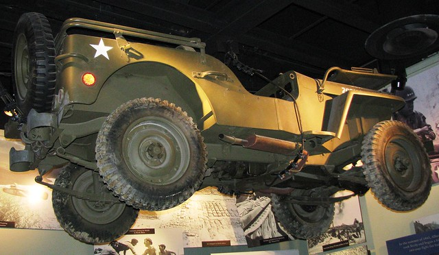 NMAH164 - WWII - American - Willys MB Jeep - 1940