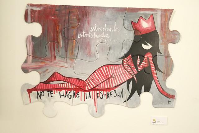 nineta   fart street art festival @ studiostore bcn