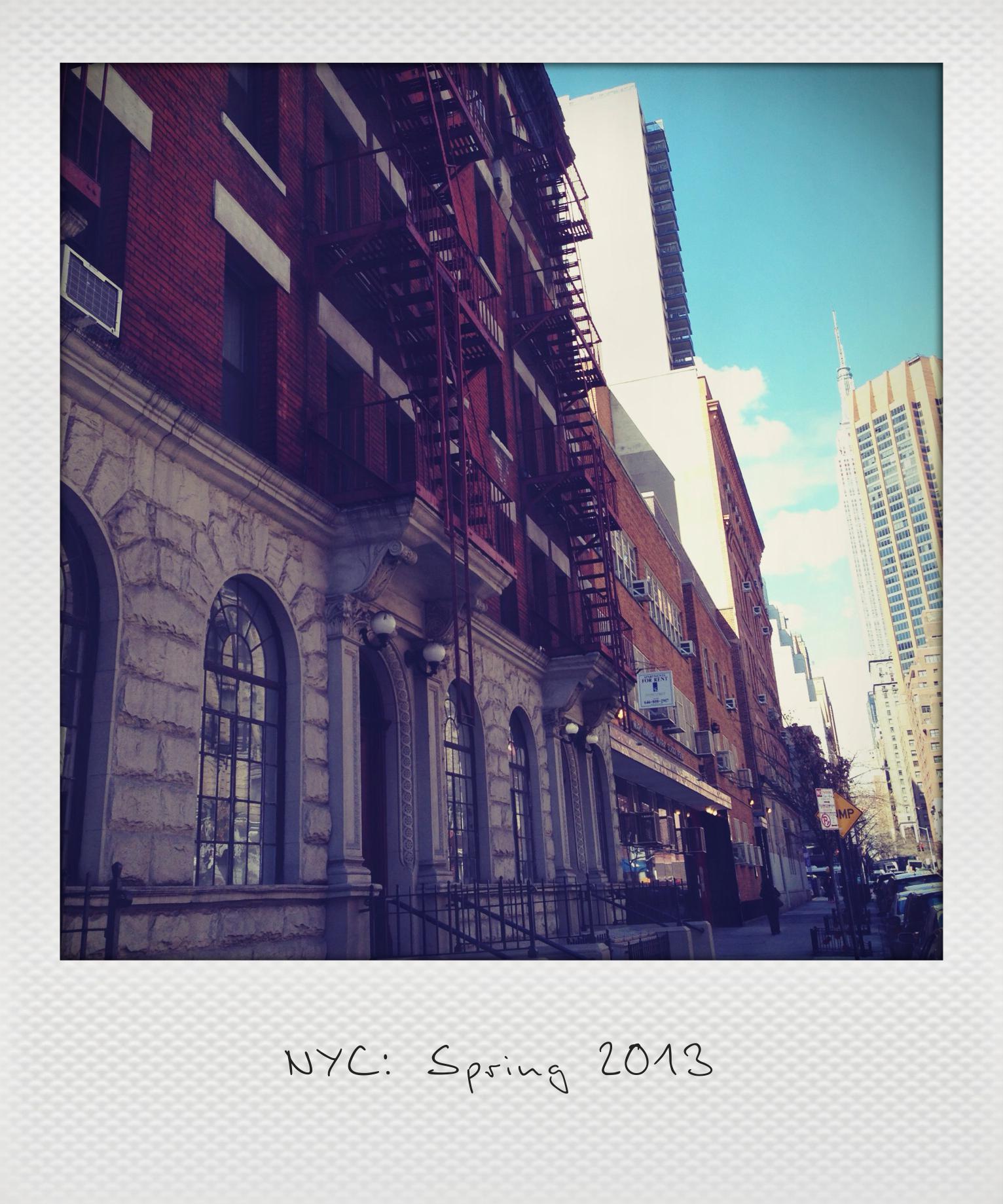 Street NYC_instant