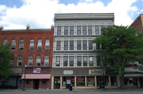 Hopkins Block - Cortland, NY