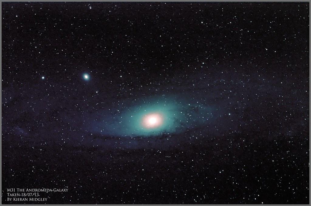 M31 18.07.13 Colour