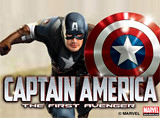 Online Captain America - The First Avenger Slots Review