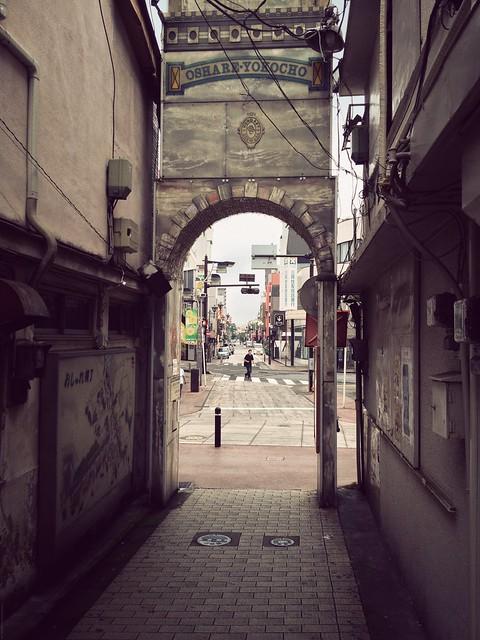 OSHARE-YOKOCHO