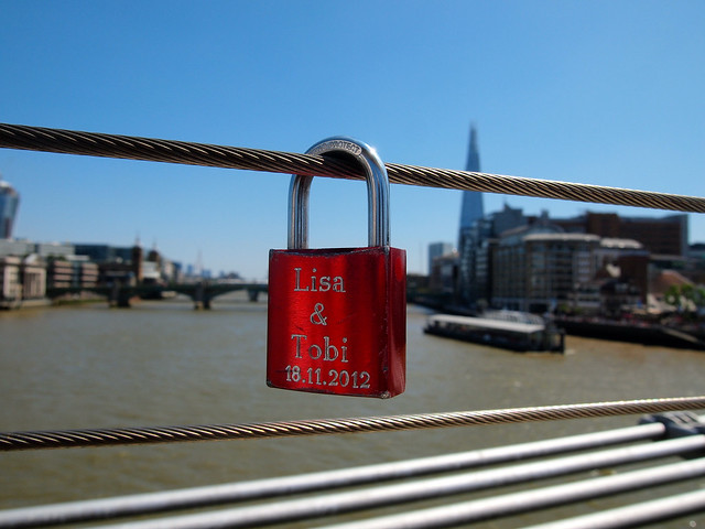 London Love Lock