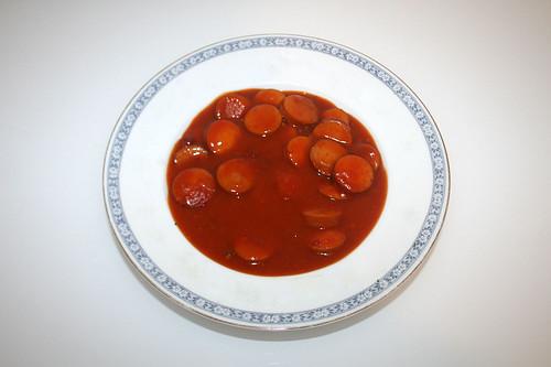06 - Sonnen-Bassermann Meine Currywurst - Fertig erhitzt