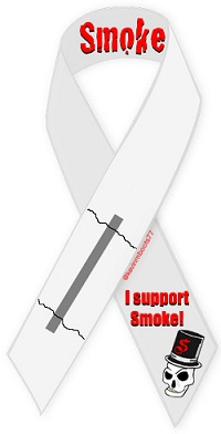 Support Smoke Ribbon