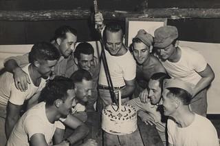 V-J Day Celebration, 1945