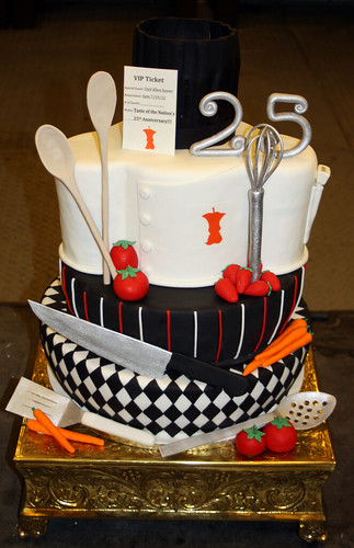 Birthday Cake Designs For A Chef : All birthday s are special and we have cakes just for men ...