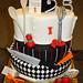 SOS chef cake