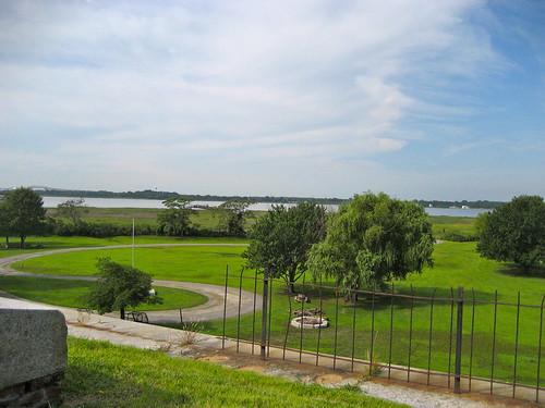 river island fort civilwar delaware peapatch