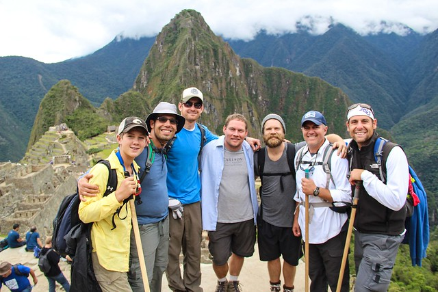 guys Inca Trail