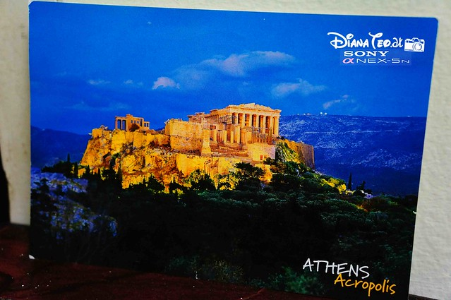 Postcard 18 - Greece Athens