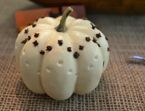 cloved pumpkins
