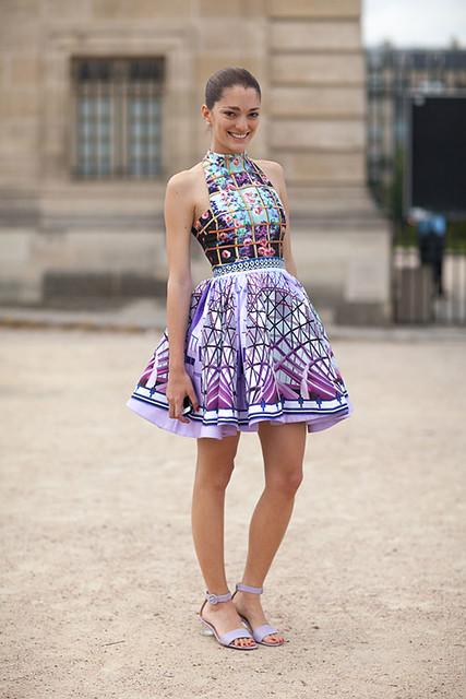 a-line skirt-000