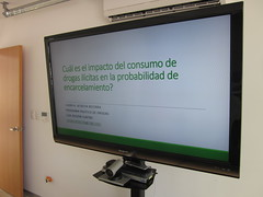 Seminar Laura Atuesta CIDE