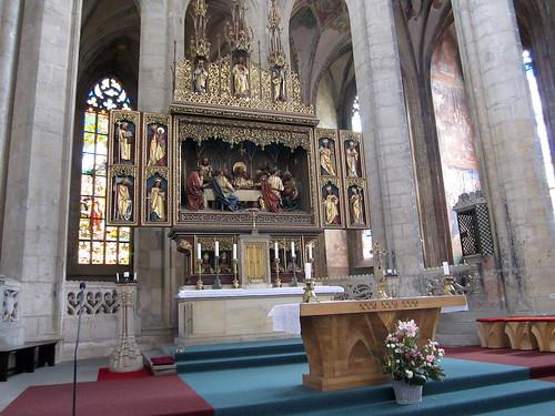 Dom der heiligen Barbara