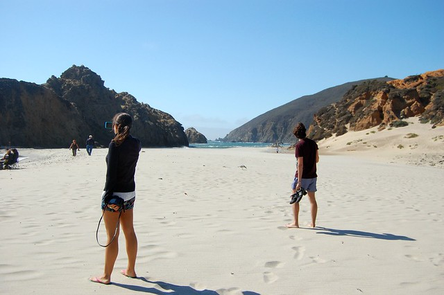 Big Sur Pfeiffer Beach V