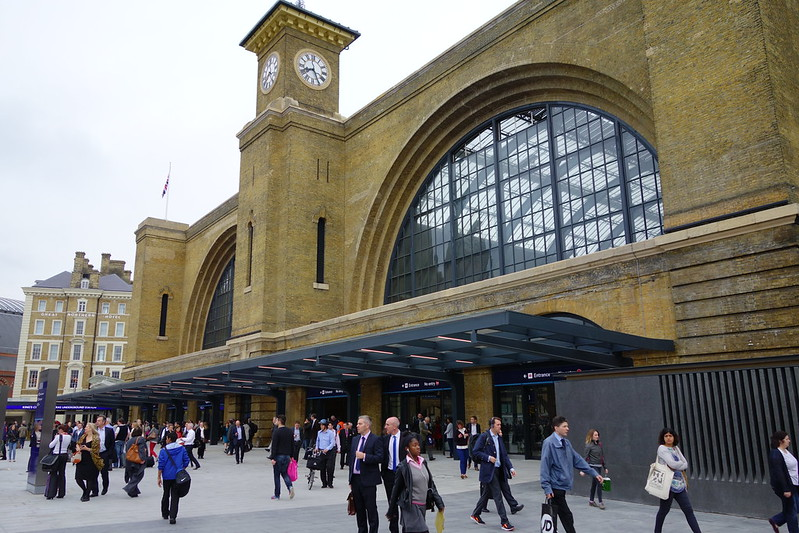 King's Cross Square Open