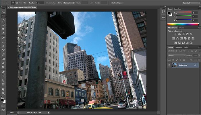 Скачать бесплатно программу Adobe Photoshop