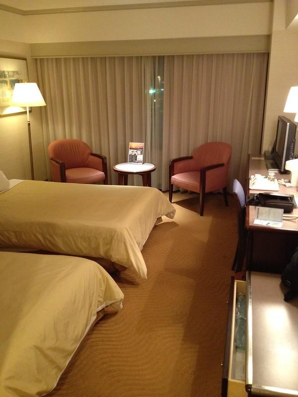 ツインの立派な部屋 by haruhiko_iyota