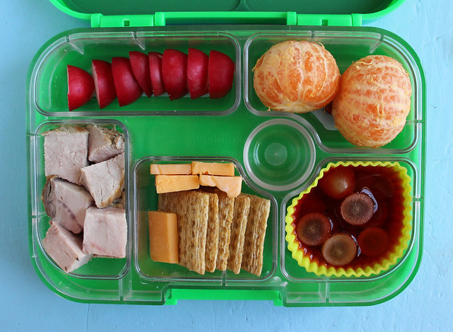 Big Kid Monday Bento #807