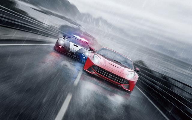 Need For Speed Rivals Game HD Desktop Widescreen Wallpaper