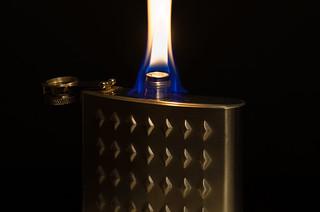 Woche 2 - Burning Drink bei Flickr