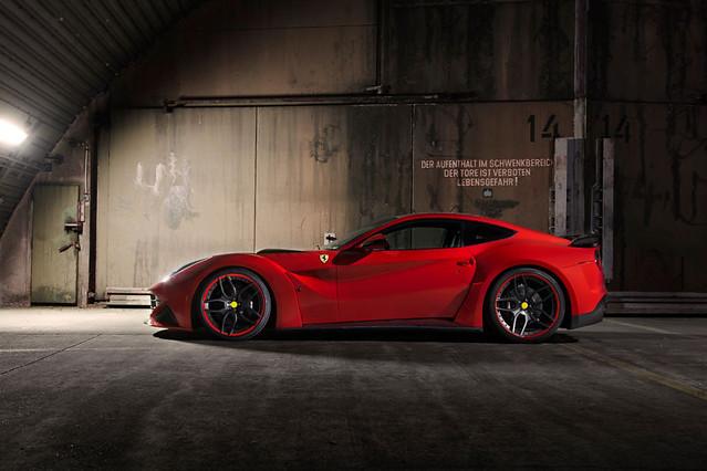 Novitec Rosso F12 N-Largo