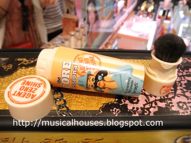 Benefit Porefessional Shine Vanishing Powder agent zero shine